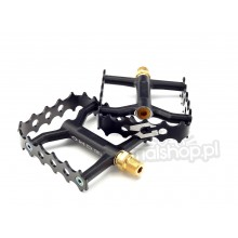 Echo SL caged pedals