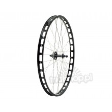 "Echo Single Wall 26"" front wheel for disc brake"