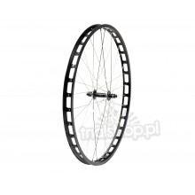 "Echo Single Wall 26"" front wheel for rim brake"