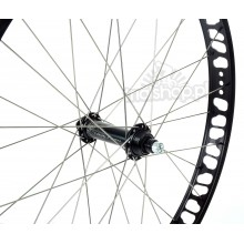 "Hashtagg / Trialtech 26"" rear wheel"