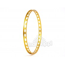 "Neon Single Wall 24"" 35mm rim"