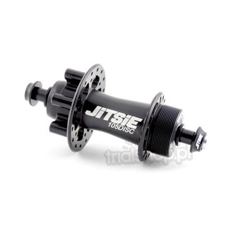 Jitsie Race 99mm rear disc hub