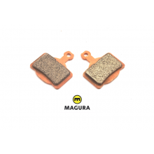 Magura MT 2 pot - Jitsie Race disc brake pads