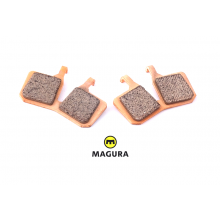 Magura MT 4 pot - Jitsie Race disc brake pads