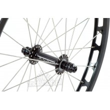 "Jitsie / Echo 20"" wheel for rim brake"