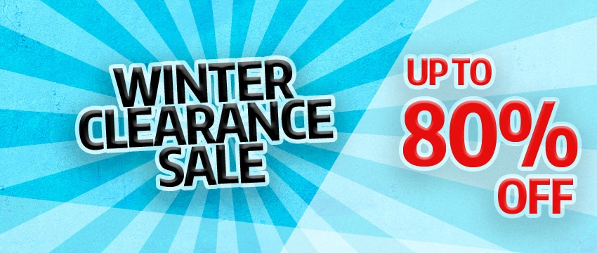 2019 clearance sale